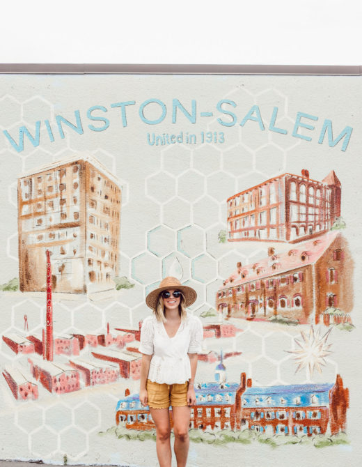 Winston-Salem Travel Diary & Guide | Louella Reese