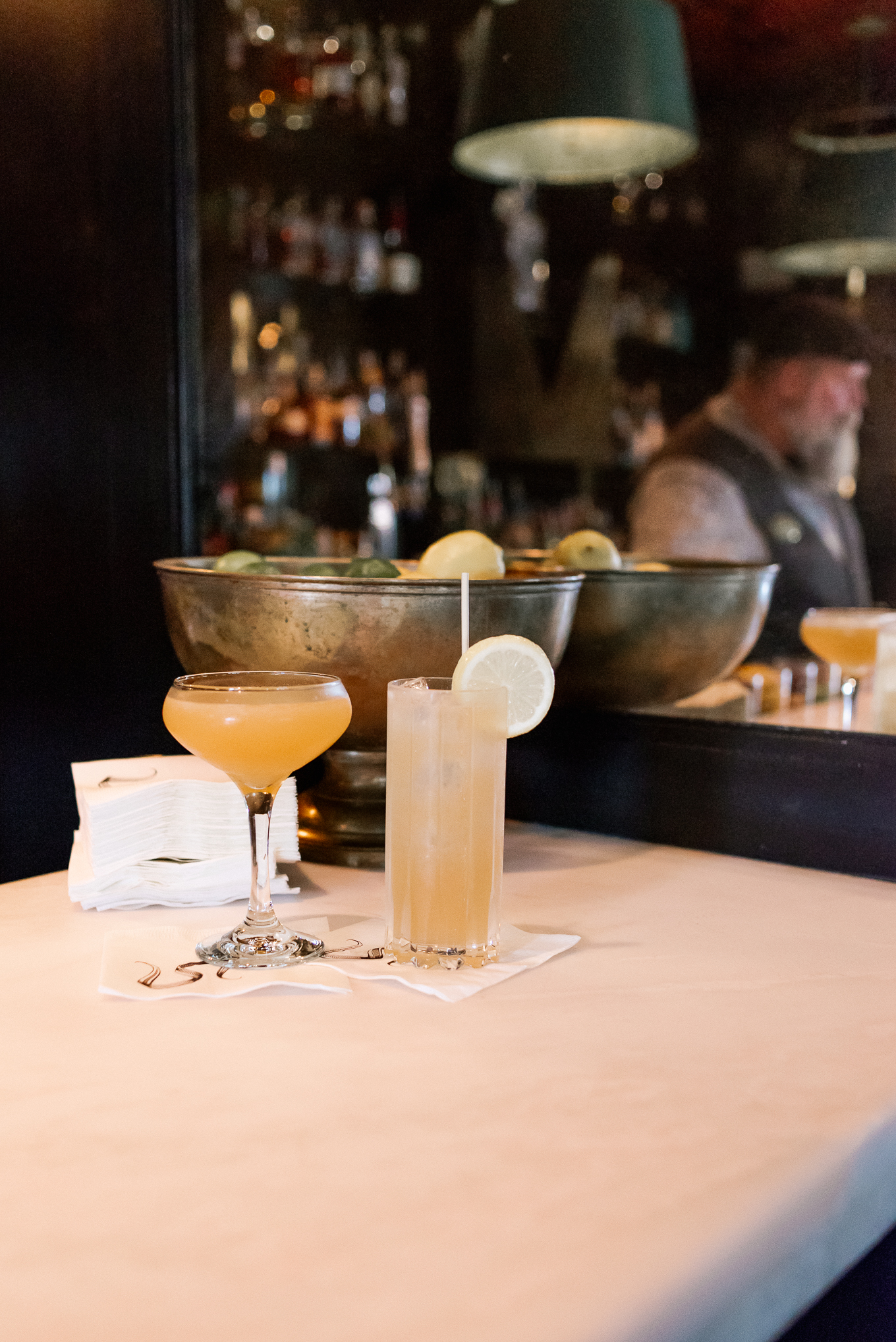 The Best Cocktails in Charleston | Where to Grab a Drink in Charleston SC | Louella Reese
