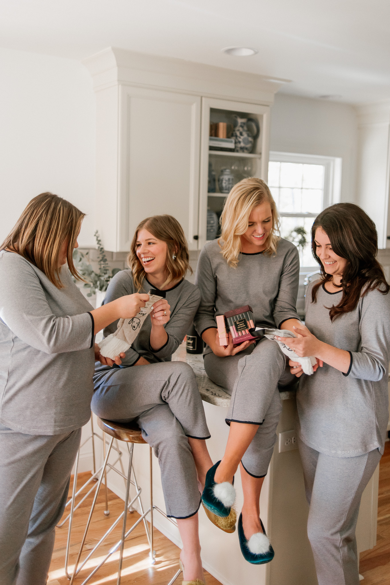 Grown Up Pajama Party | Affordable Gift Ideas for Her | Louella Reese
