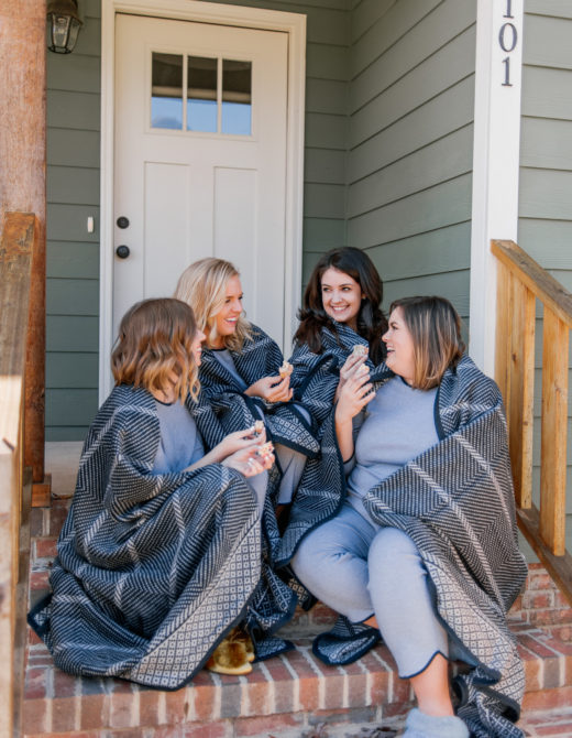 Grown Up Pajama Party | Throwing the Ultimate Pajama Brunch for your Girl Friends | Louella Reese