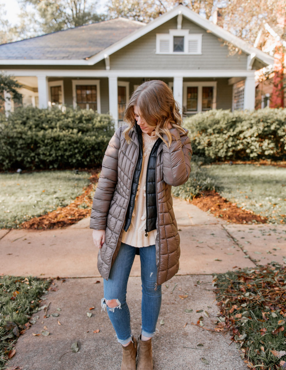 Ultimate Puffer Coat | Winter Coats on Sale | Louella Reese