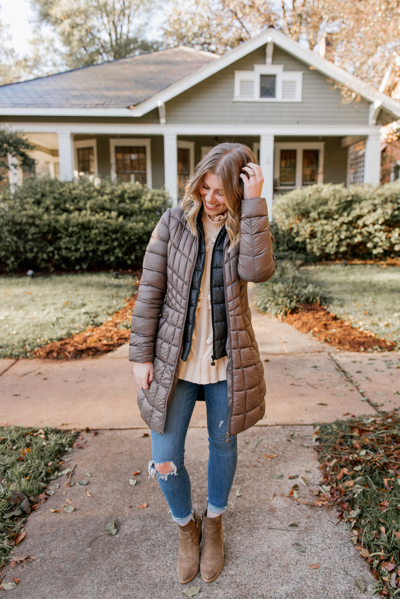 Ultimate Puffer Coat   Winter Coats on Sale   Louella Reese