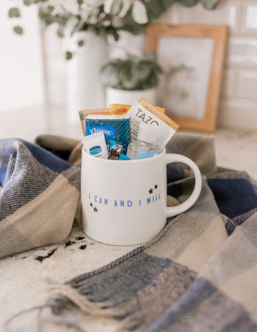 Get Well Mug to Make for Your Sick Friends | Louella Reese