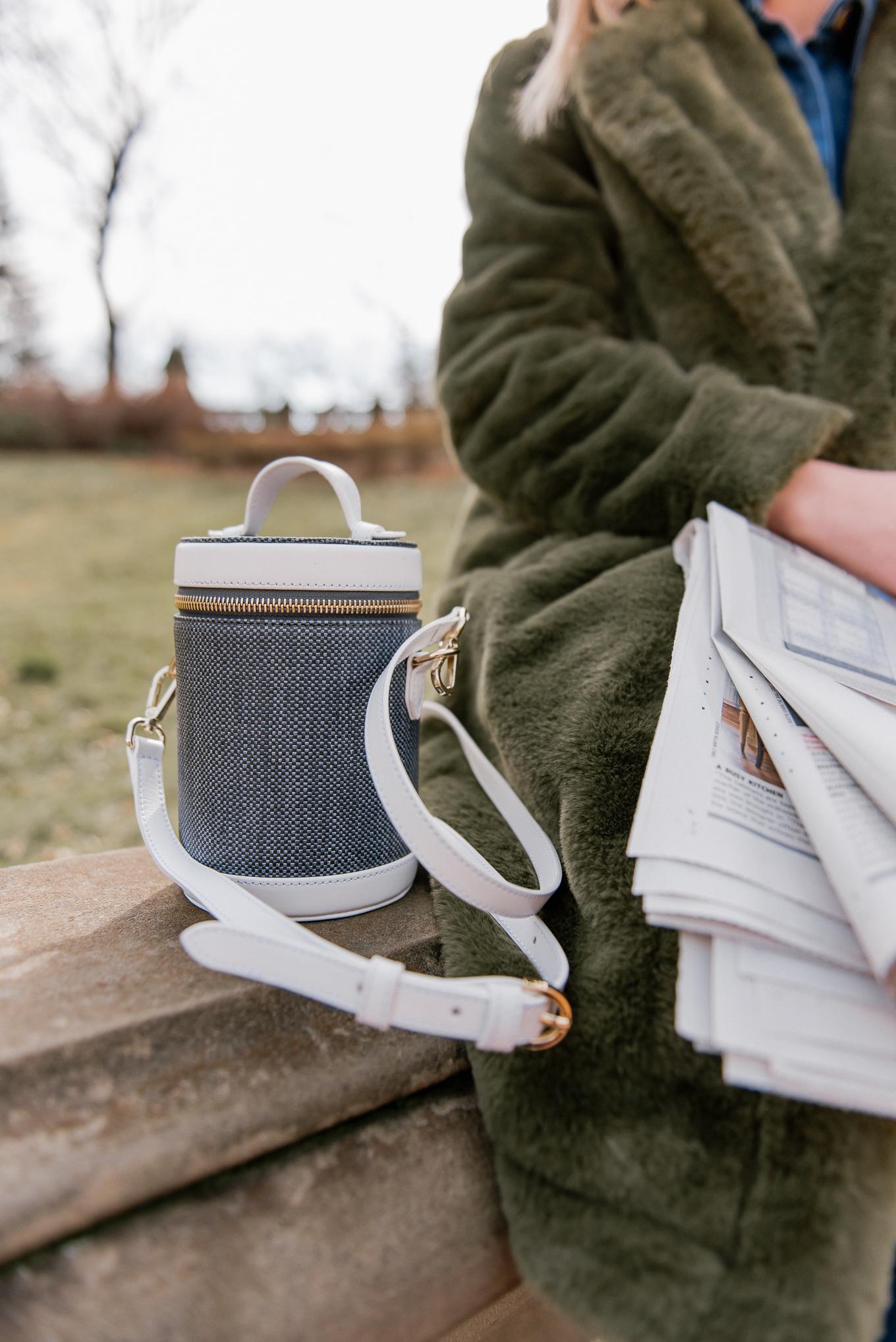 Paravel Capsule Bag   Unique Handbags - Louella Reese