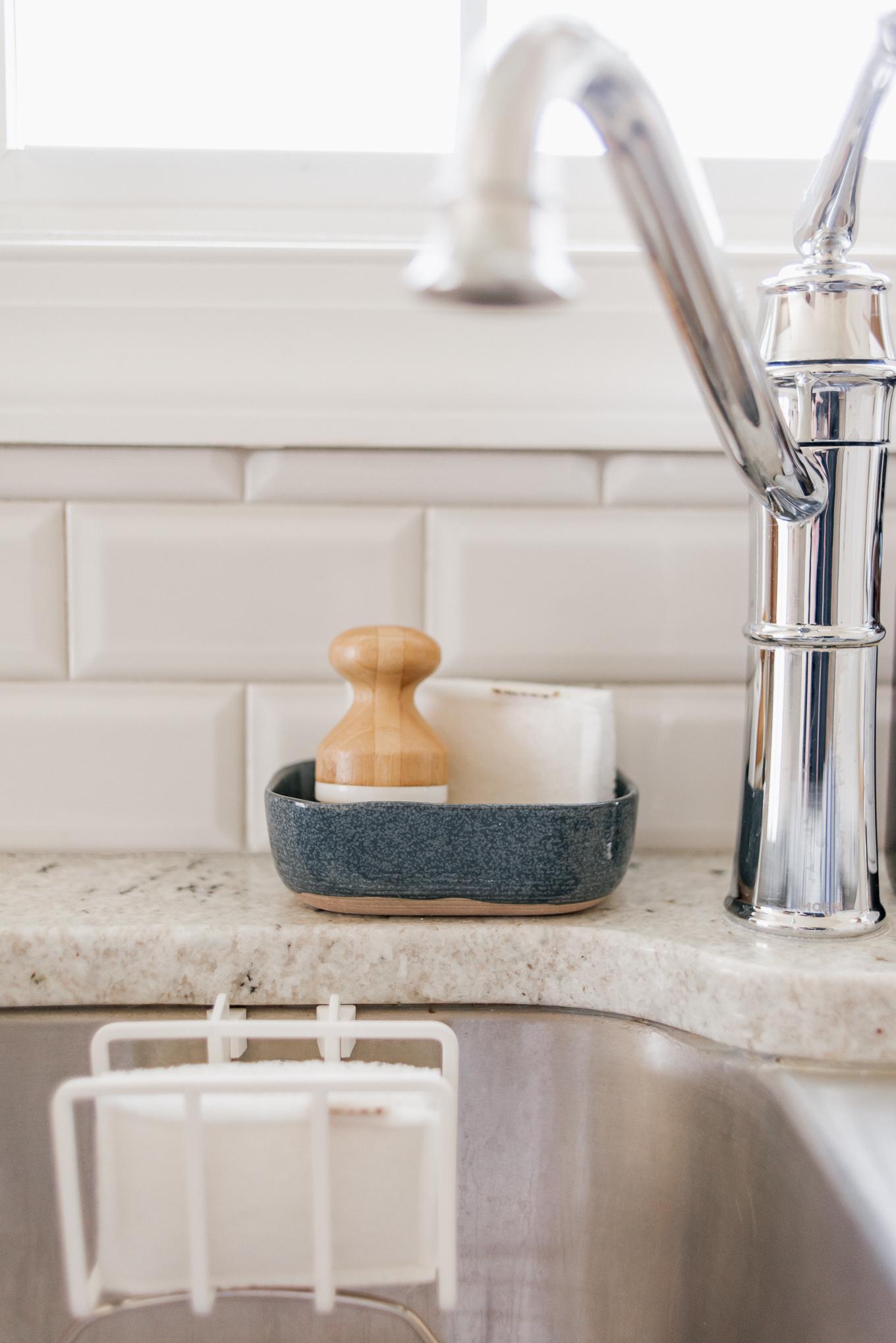 Kitchen Sink Organization | Kitchen Organization | Louella Reese