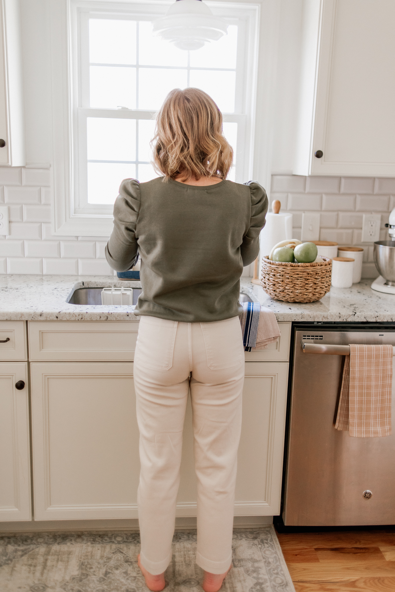 Joss & Main Kitchen Decor Finds | How to Decorate Your Countertops | Louella Reese