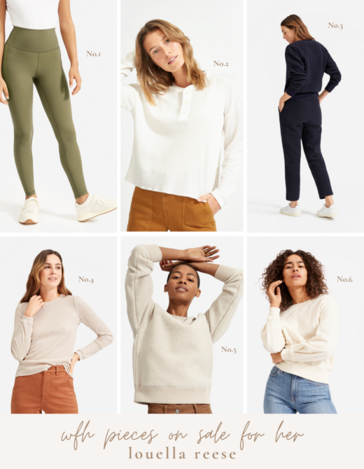 WFH Style for Her | WFH clothing on Sale | Louella Reese