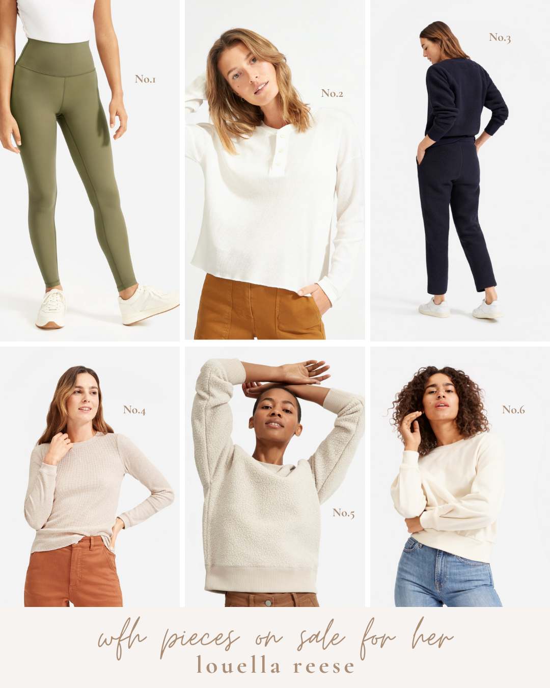 WFH Style for Her   Work from Home clothing on Sale   Louella Reese