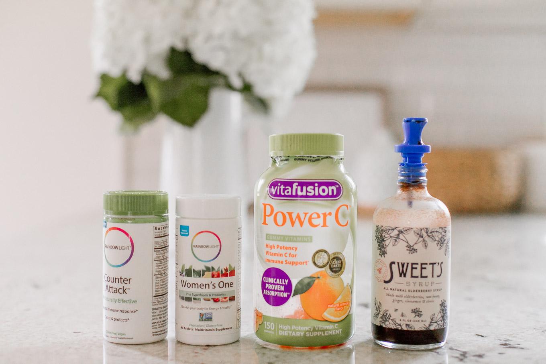 BEST immune boosting vitamins | Louella Reese