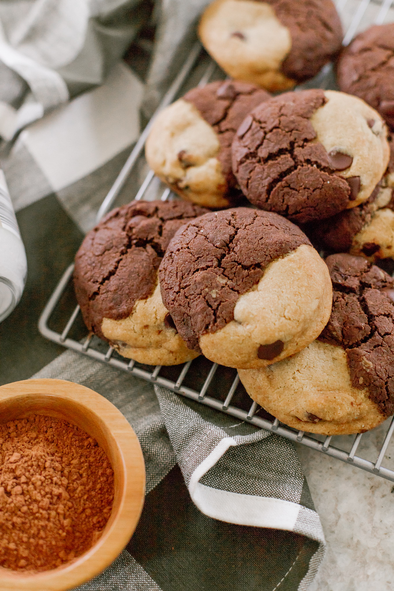 How to Make Your Favorite Chocolate Chip Cookies with Coconut Oil   Louella Reese