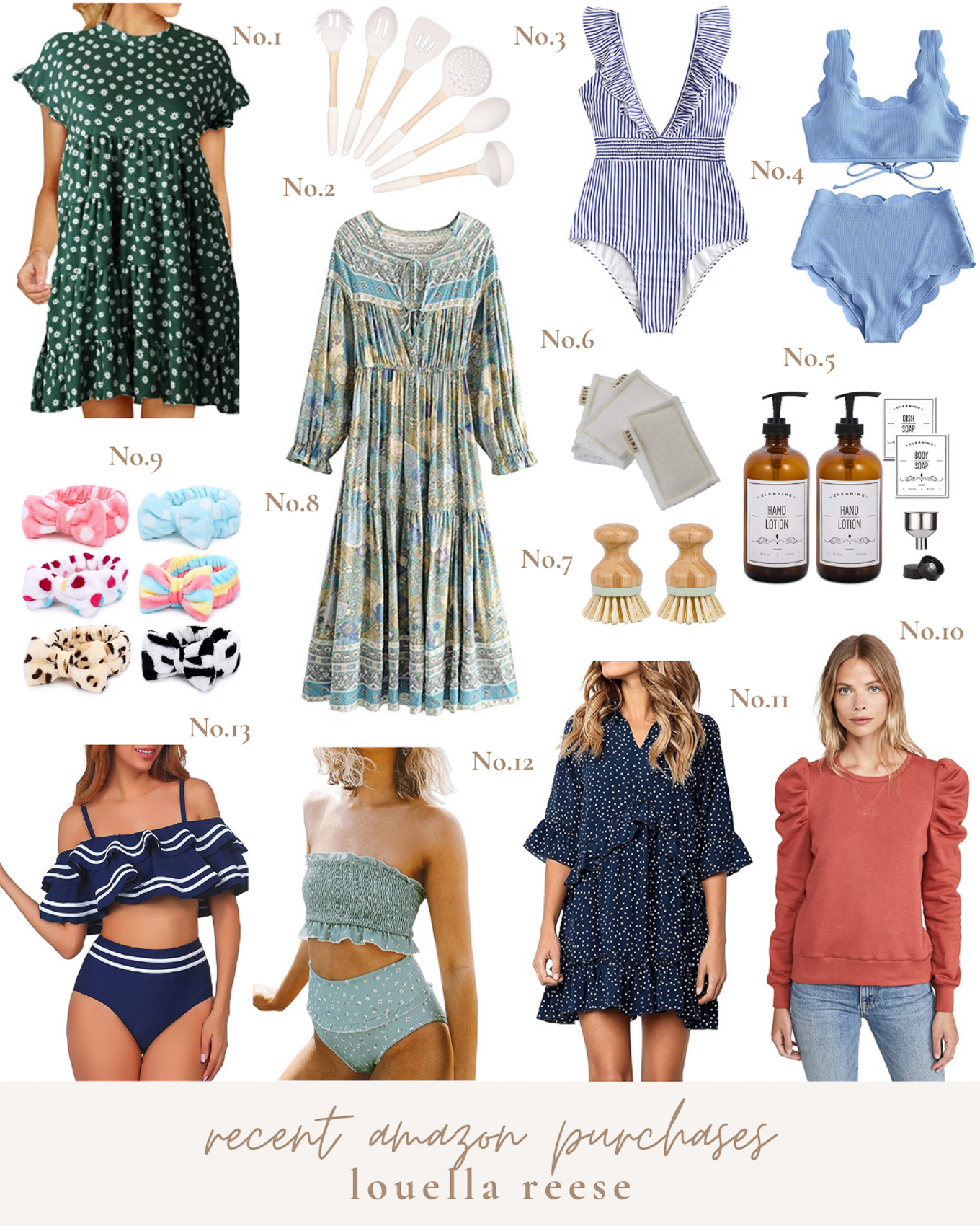 Recent Amazon Purchases | Great Amazon Finds | Louella Reese